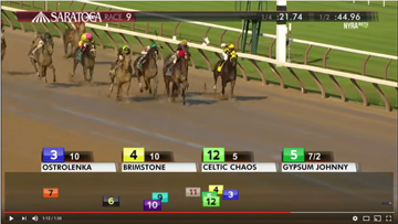 Replay: The John Morrissey Stakes 7/27/17