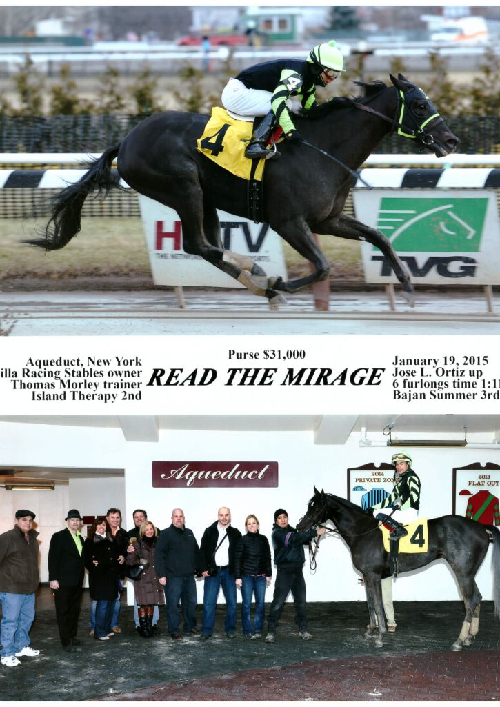 Read the Mirage 1 19 2015