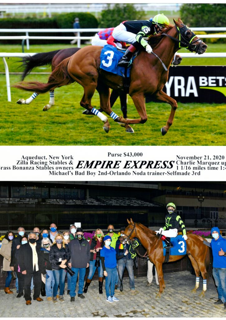 Empire Express Nov 21 2020
