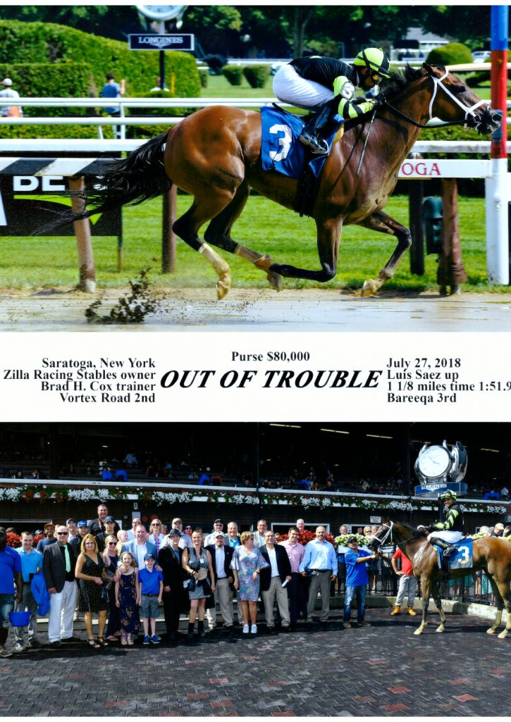 Out of Trouble 7-27-18 web